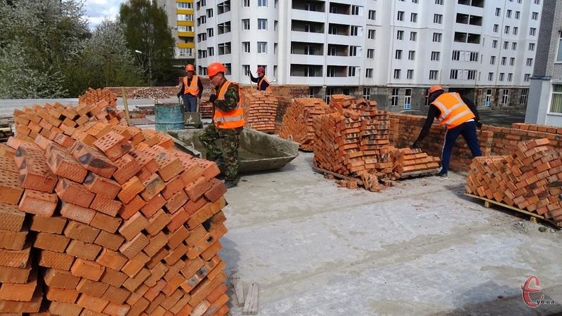З міського бюджету на даний об'єкт цьогоріч вже виділено 4 мільйони гривень