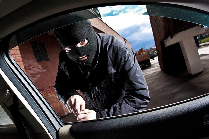 У місті за добу сталося п'ять крадіжок
