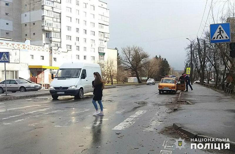 Потерпілу госпіталізували до Хмельницької міської дитячої лікарні