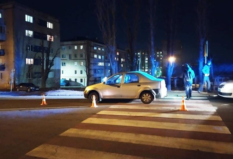 Аварія сталася на вулиці Сковороди