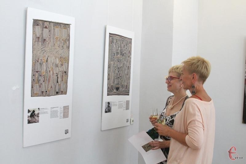 Усі хмельничани та гості міста зможуть відвідати виставку «Старі митці» до 31 липня
