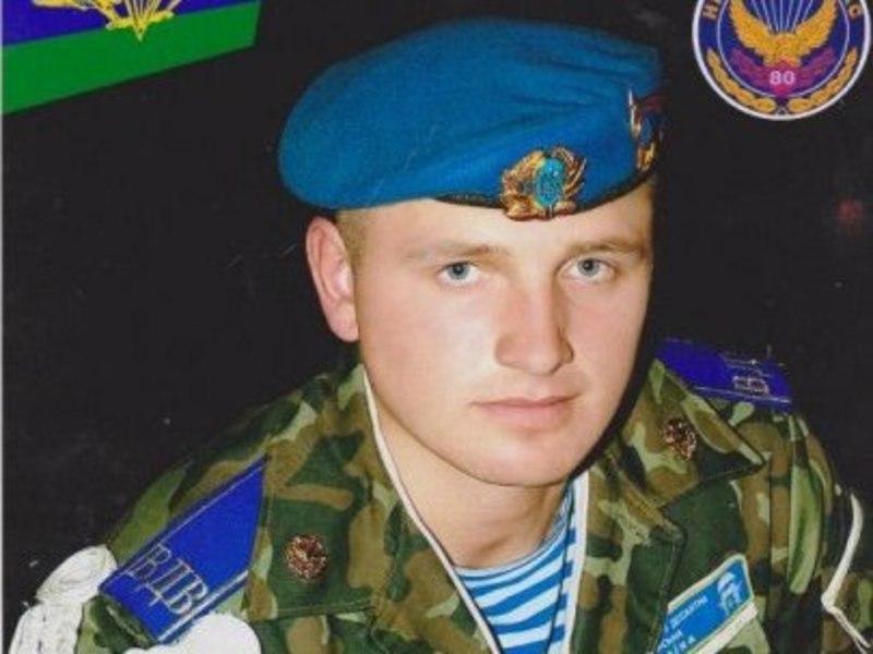 Разом з побратимами Руслан ніс службу в Донецькій області