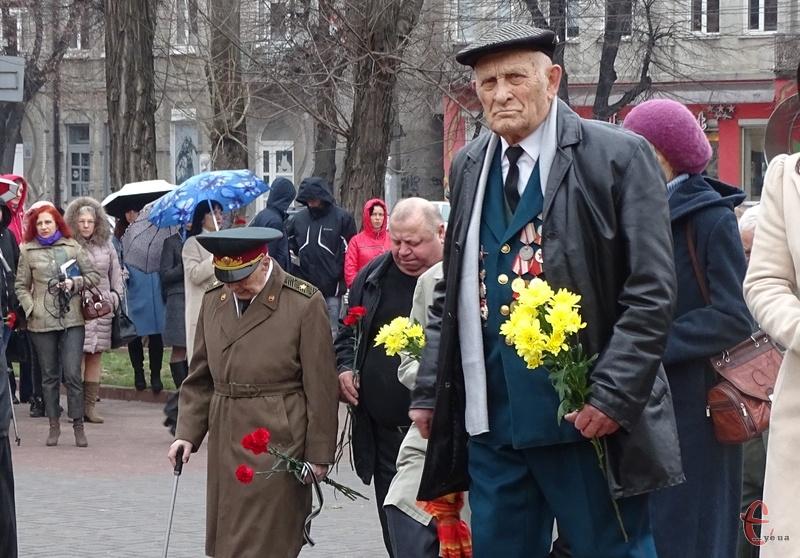 Жителі міста відзначають річницю визволення Хмельницького
