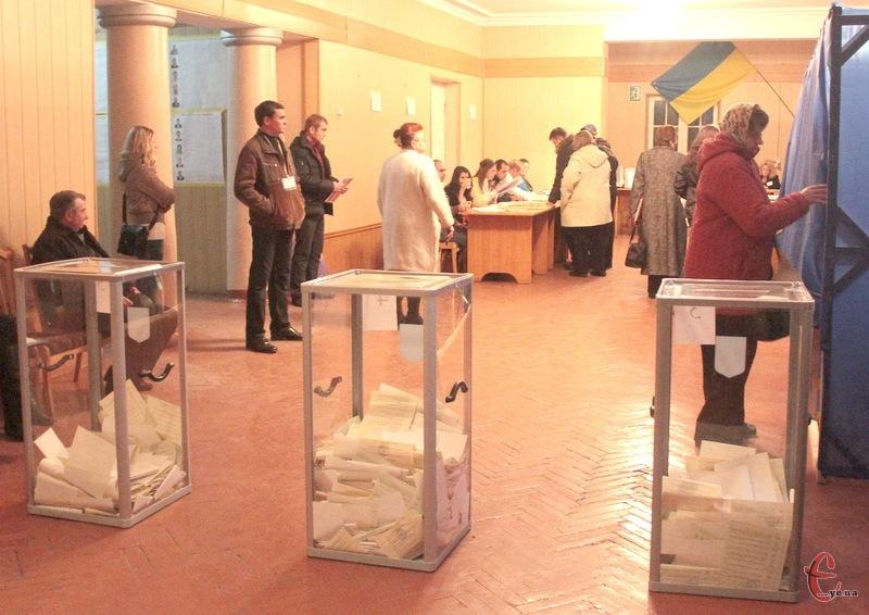 Місцеві вибори в Україні відбудуться 25 жовтня 2020 року