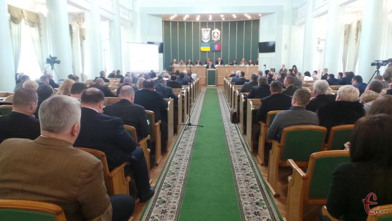 Кальніченко розповів на колегії про