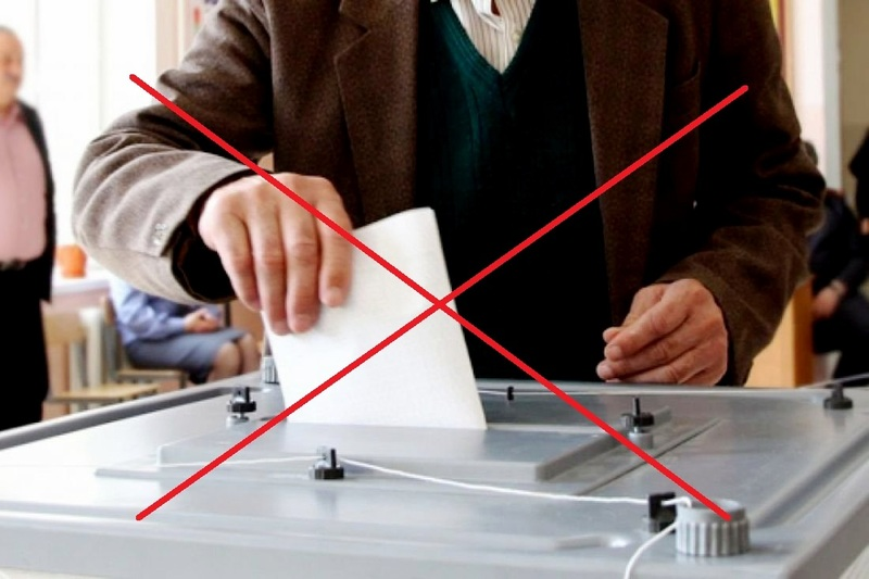 Є ризик, що вибори не відбудуться