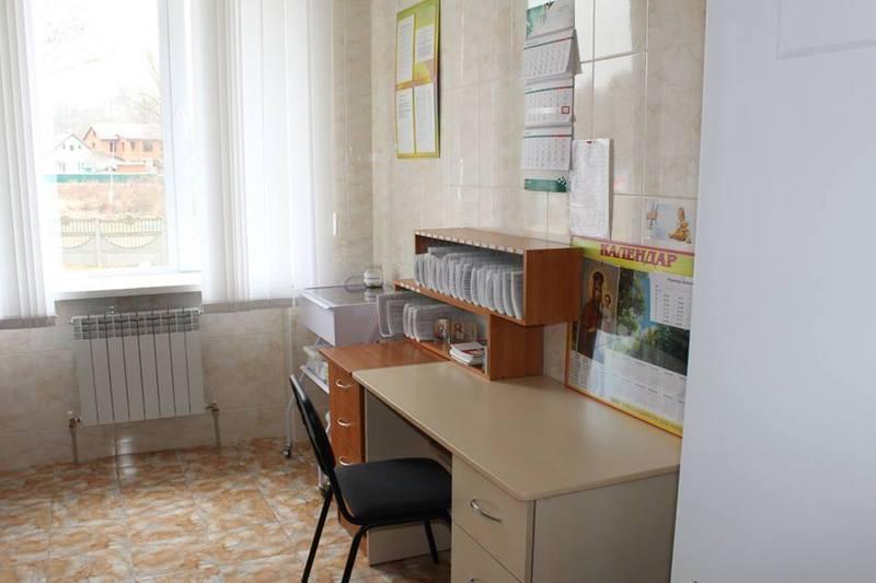 Заклад розмістився в капітально відремонтованому приміщенні