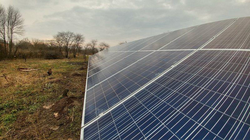 Відомо, що СЕС матиме потужність 15 МВт