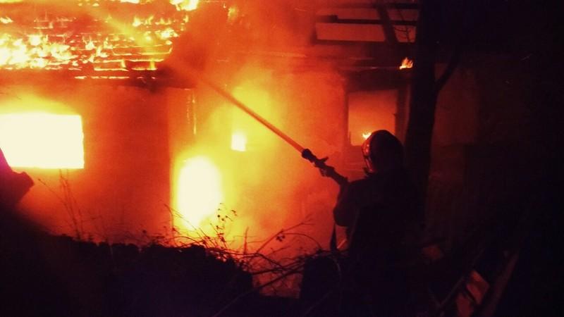 Ймовірна причина пожеж в обох випадках -  підпал