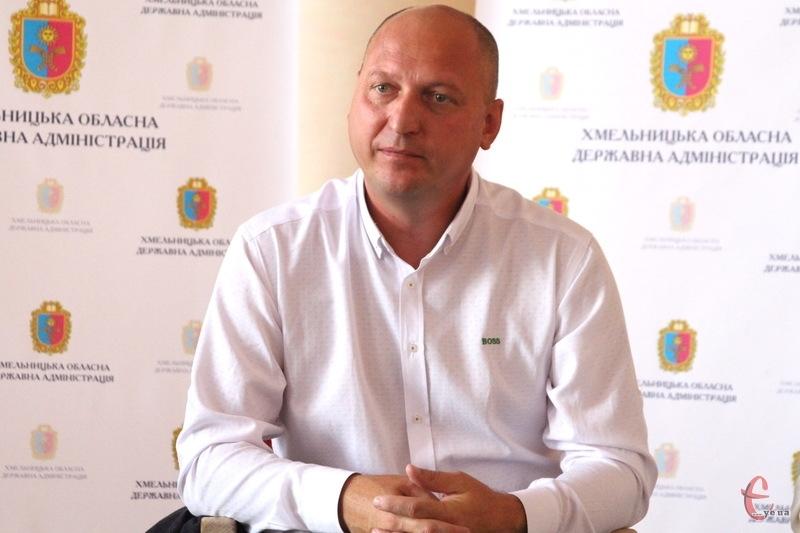 Вадим Лозовий, очоливши Хмельницьку ОДА, склав повноваження голови фракції партії За конкретні справи