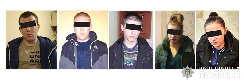 Затримані за шахрайською схемою «ваш син у поліції» виманювали у людей похилого віку кошти