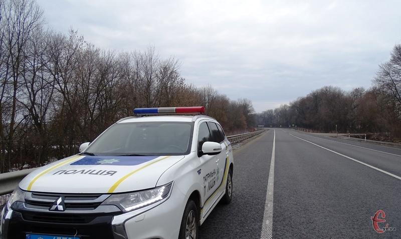 З початку року патрульні розшукали 69 водіїв, які вчинили ДТП та покинули місце події