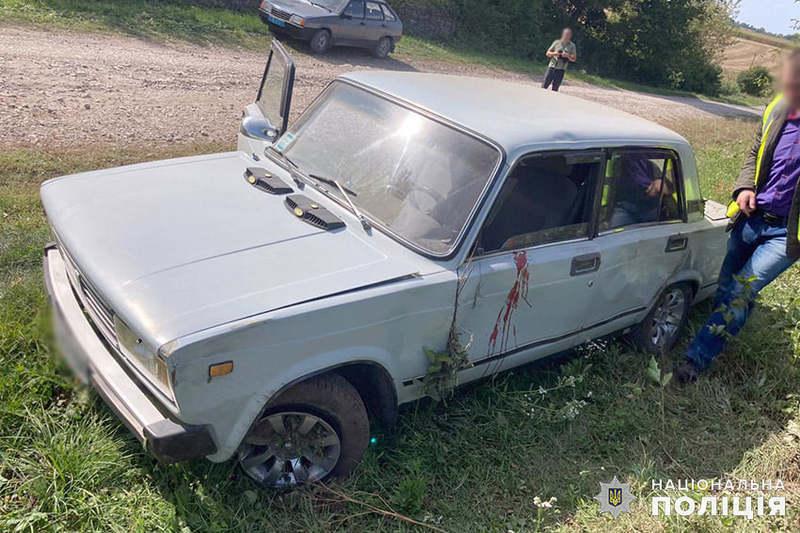 Аварія в селі Балакири Городоцького району сталася близько 13:05 години