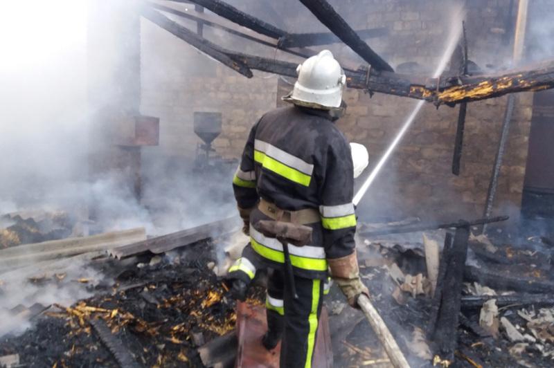 Минулої доби вогнеборці Хмельниччини ліквідували 8 пожеж