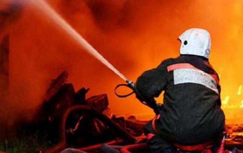 На Хмельниччині з різних причин виникло три пожежі