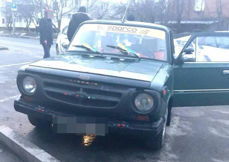 Автомобіль, якого вкрали у хмельничанина, знайшли правоохоронці