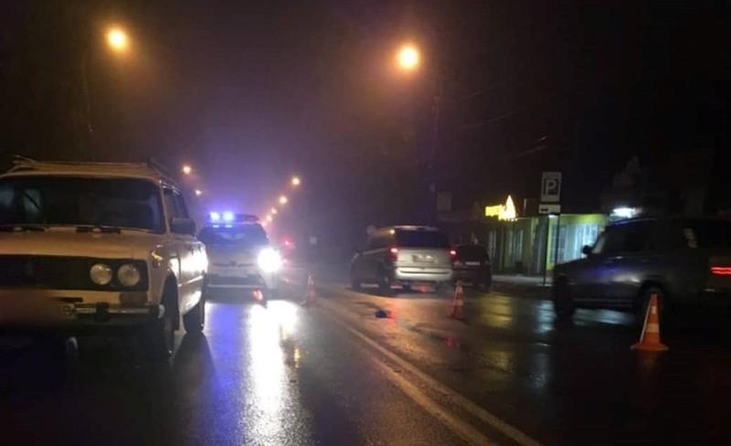 Аварія сталася на перехресті вулиць Тернопільська – Кам'янецька