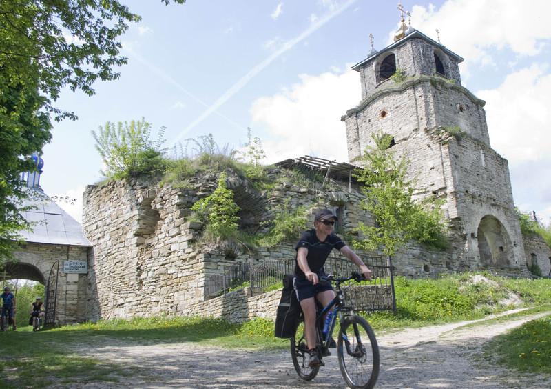 Шість годин велосипедом по Сатанівських туристичних місцях можна буде проїхатися 21 вересня