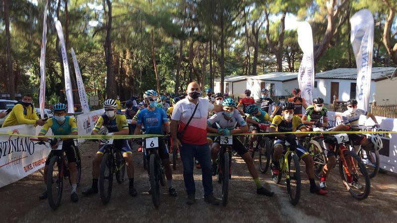 У змаганнях в Туреччині взяли участь двоє велосипедистів з Хмельниччини