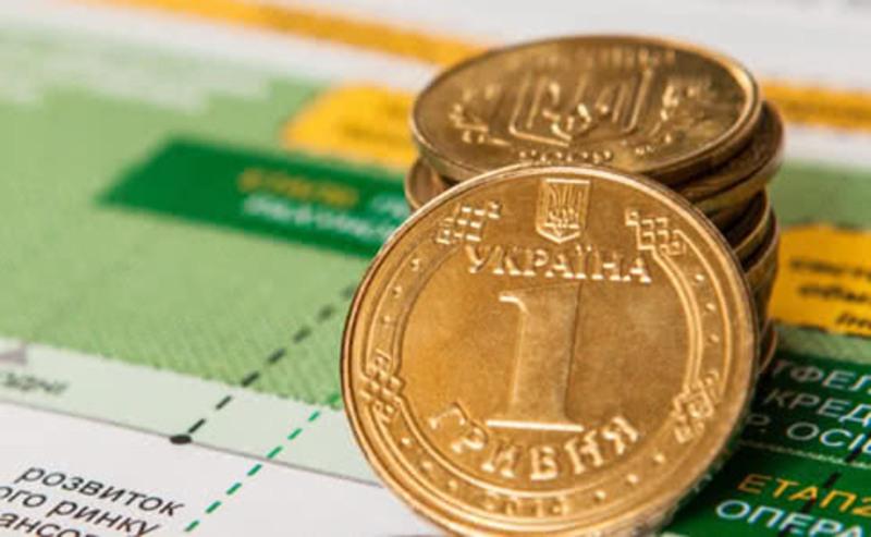 У бюджеті закладено прогнозований курс долара – 24,8-27 гривень
