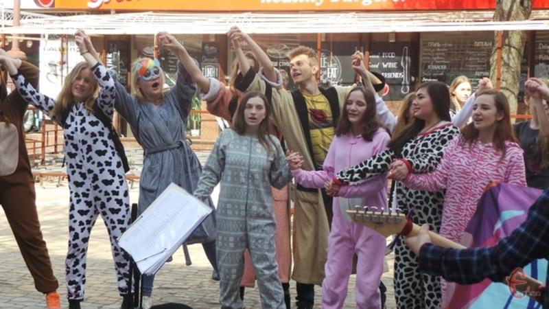 Школярів запрошують на весняний фан-забіг у піжамах