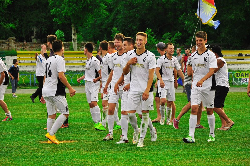 Волочиська команда вже як мінімум срібний призер чемпіонату України з футболу серед аматорів