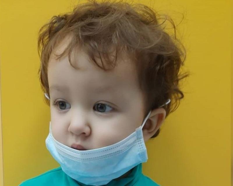 Восени минулого року, Дмитрику Шелудьку діагностували рідкісне генетичне захворювання