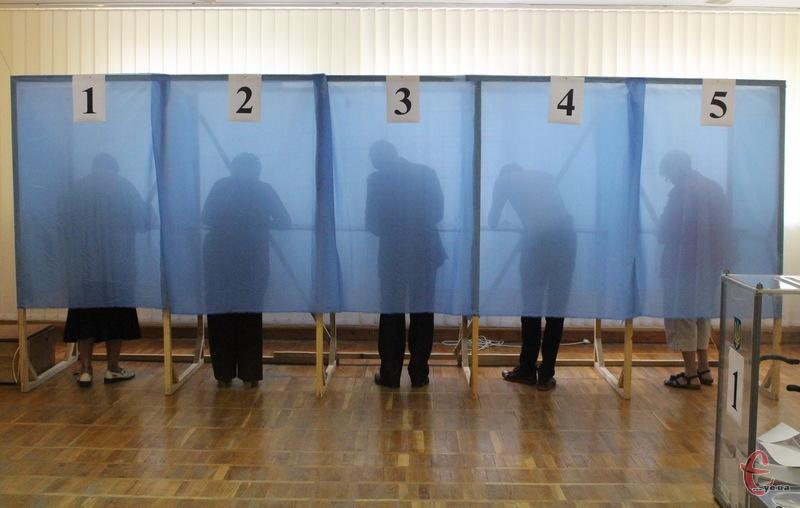 25 жовтня в Україні обиратимуть місцеву владу