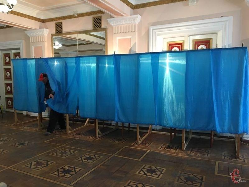 Станом на 15.00 явка виборців