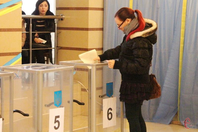 У Хмельницькій міській раді можуть бути представлені 5 чи 6 політичних сил