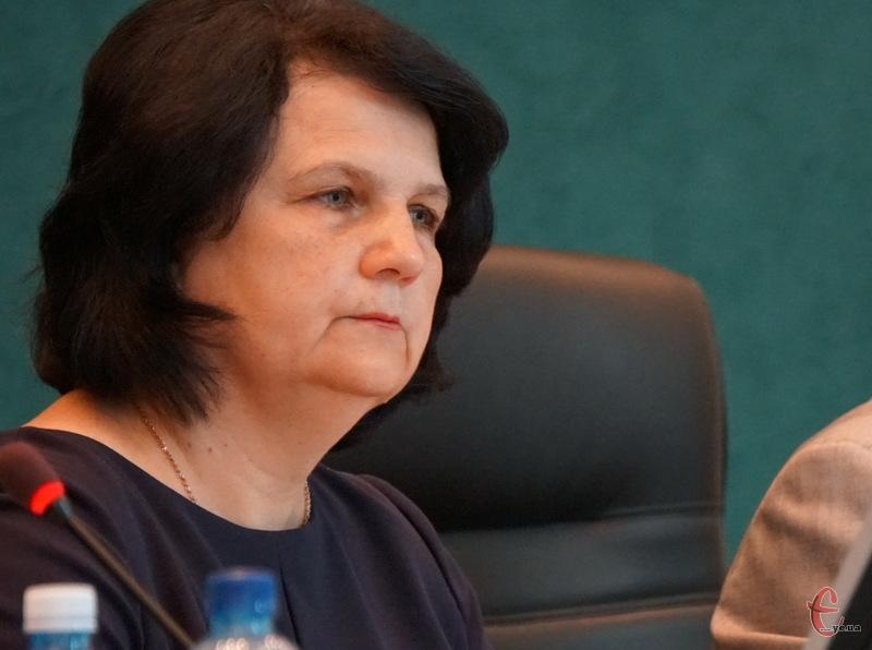 Неоніла Андрійчук виграла вибори за посаду голови Городоцької міської громади
