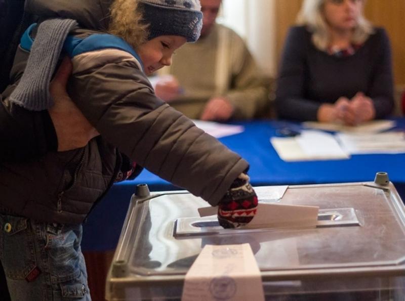 У трьох об'єднаних територіальних громадах Хмельниччини відбулись перші вибори