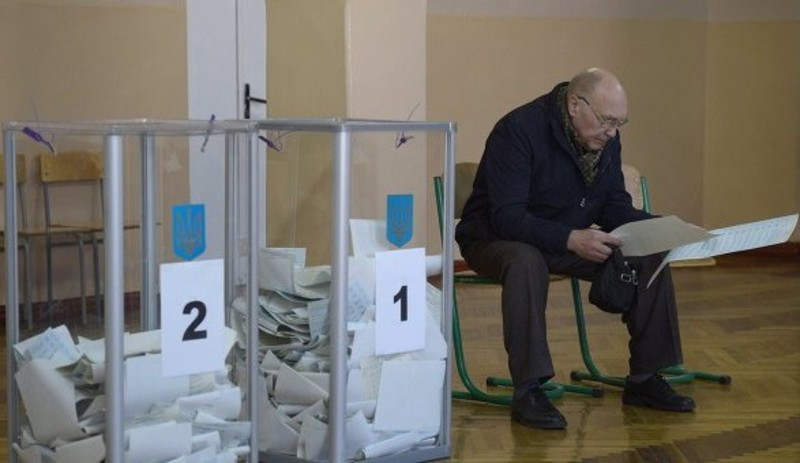Вибори до ОТГ проходять у 5 районах області
