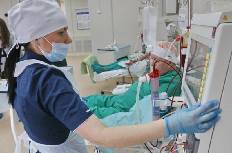 На Хмельниччині 270 людей живуть завдяки гемодіалізу