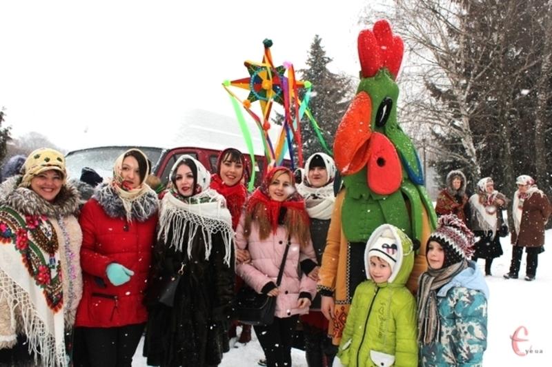 Завітайте на свята до Кам'янця-Подільського