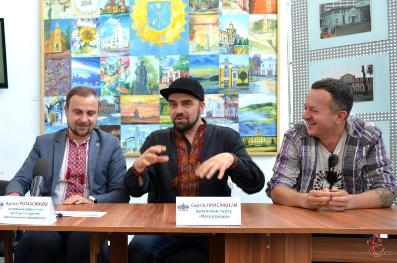 За два дні фестивалю виступить 17 українських гуртів