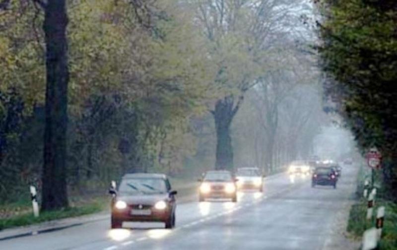 Від сьогодні водії повинні вмикати фари, виїжджаючи за межі населених пунктів