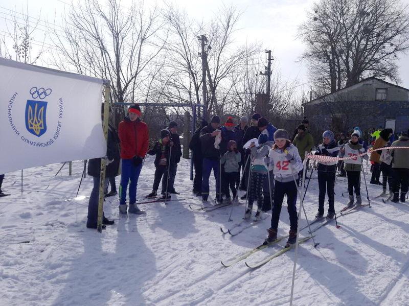 Участь у змаганнях з лижних перегонів взяли 63 спортсмени