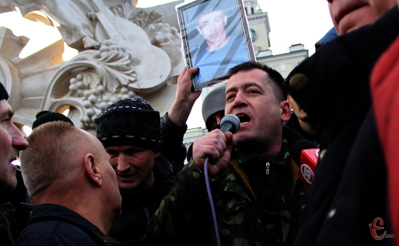 Віктор Крайтор, екс-начальник управління СБУ в Хмельницькій області