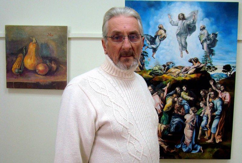 Микола Бенедищук відійшов у вічність на 64 році життя