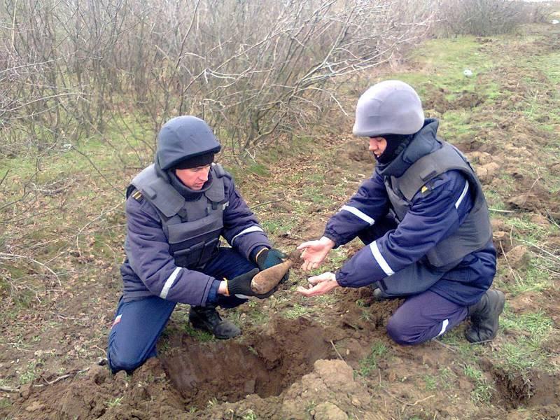 На Тисмениччині знешкодили застарілі боєприпаси