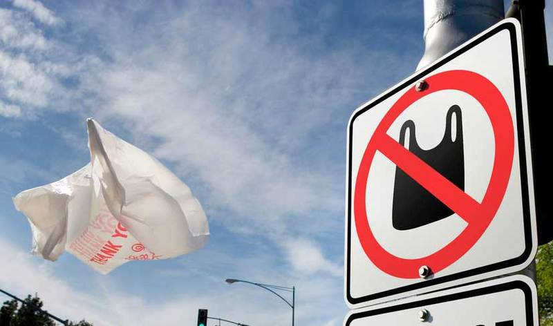Місто може відмовитись від використання поліетиленових пакетів