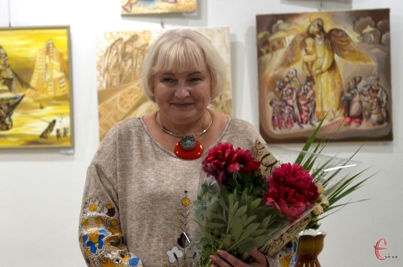 14 травня художниця відсвяткувала своє 55-річчя