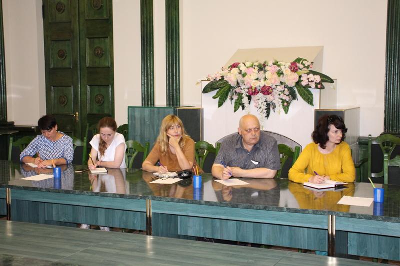 Засідав організаційний комітет з підготовки Форуму
