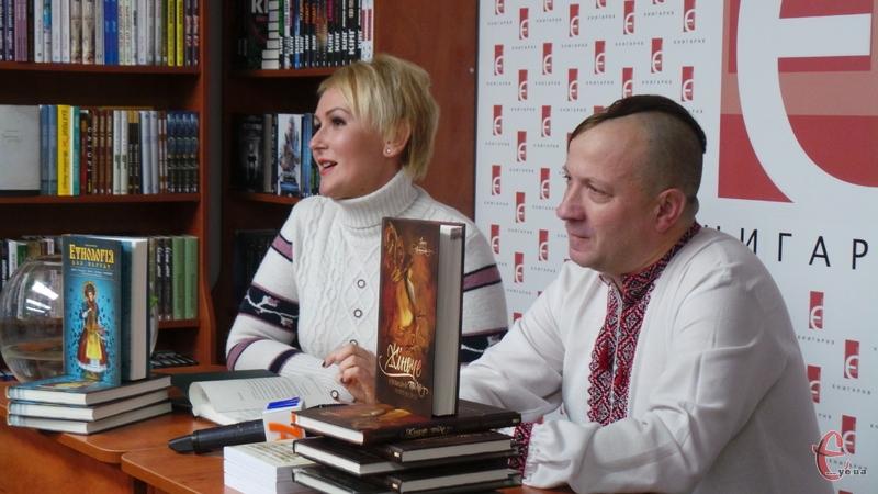 Ірина Ігнатенко уже не вперше у Хмельницькому