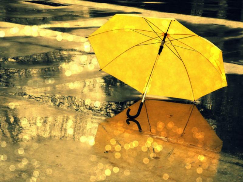 Сьогодні варто прихопити парасольку