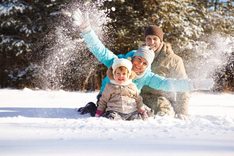 Чергові вихідні порадують хмельничан справжньою зимовою погодою