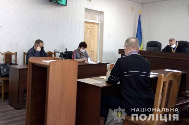 У Ізяславі суд призначив цілодобовий домашній арешт підозрюваному