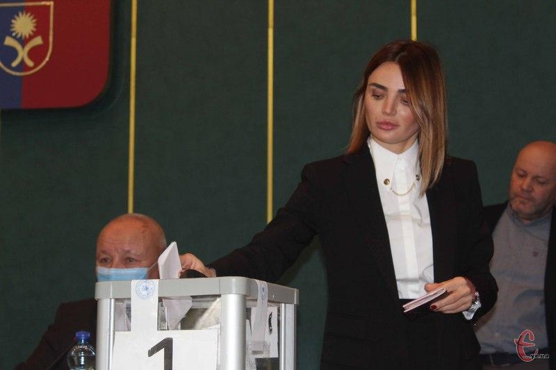 Віолета Лабазюк подала першу декларацію