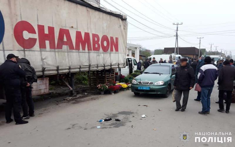 На Хмельниччині поліцейські затримали підозрюваного у вчиненні розбійного нападу